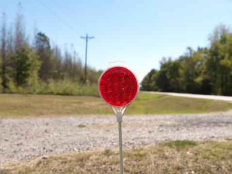 Little Rock - Arkansas「Traffic reflector」:スマホ壁紙(19)