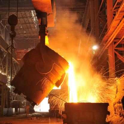 Steel Mill「Metal Industry」:スマホ壁紙(19)