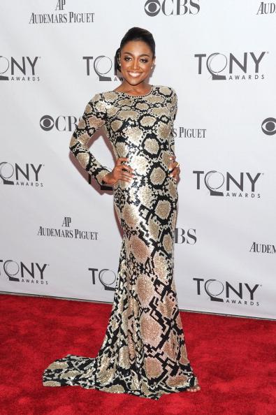 Silver Colored「65th Annual Tony Awards - Arrivals」:写真・画像(19)[壁紙.com]