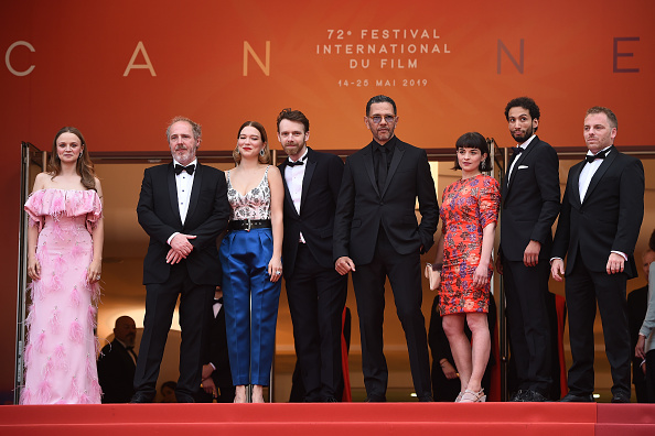"""72nd International Cannes Film Festival「""""Oh Mercy! (Roubaix, Une Lumiere)""""Red Carpet - The 72nd Annual Cannes Film Festival」:写真・画像(12)[壁紙.com]"""
