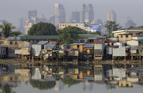 Slum「Poverty, Corruption, Unemployment and Overpopulation Help Cause Instability In Philippines」:写真・画像(14)[壁紙.com]