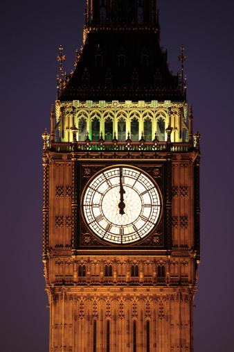 Gothic Style「Big Ben, London」:スマホ壁紙(16)