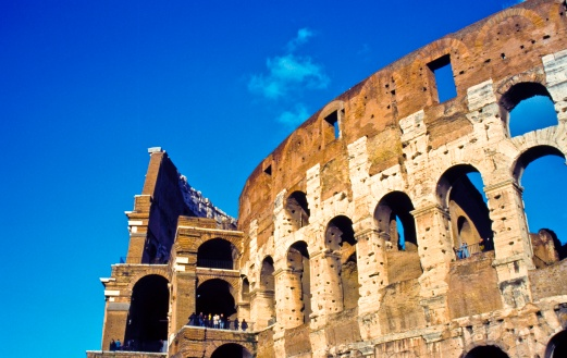 Gladiator「The Colosseum, Rome, Italy, completed in 80 AD」:スマホ壁紙(17)