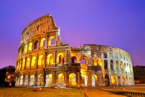 Roman「The Colosseum」:スマホ壁紙(15)