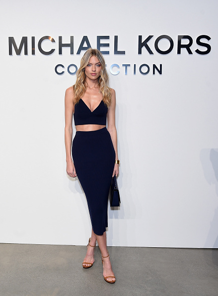 Fashion Show「Michael Kors Collection Fall 2017 Runway Show - Front Row」:写真・画像(16)[壁紙.com]