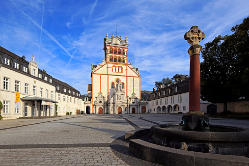 Abbey - Monastery「St. Matthias Abbey, Trier, Germany」:スマホ壁紙(1)