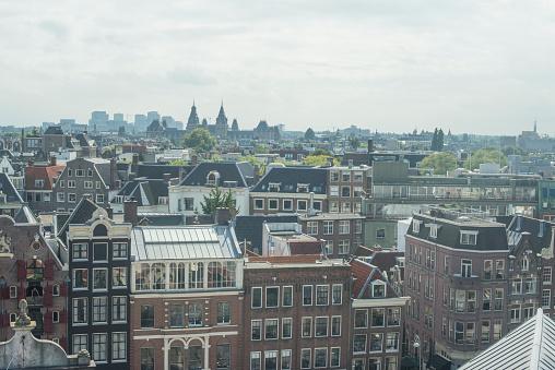 Amsterdam「Amsterdam City from above」:スマホ壁紙(10)
