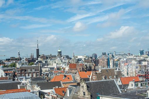 Amsterdam「Amsterdam City from above」:スマホ壁紙(6)