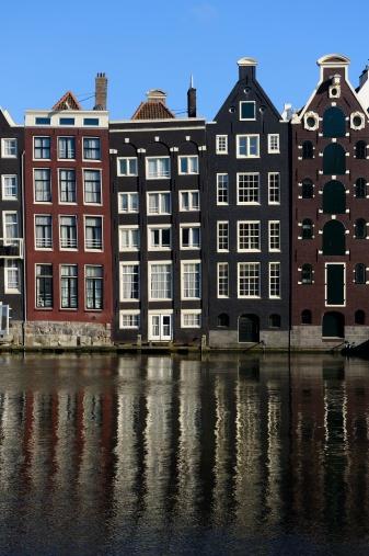 Amsterdam「Amsterdam canal houses」:スマホ壁紙(7)