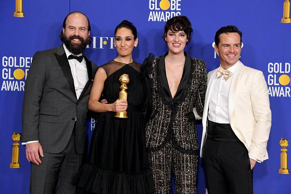 Winners' Room「77th Annual Golden Globe Awards - Press Room」:写真・画像(8)[壁紙.com]
