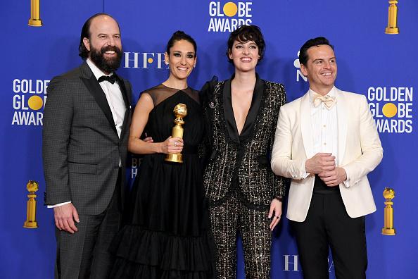 Winners' Room「77th Annual Golden Globe Awards - Press Room」:写真・画像(7)[壁紙.com]
