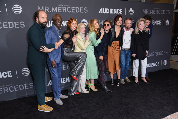 "Presley Ann「Photo Call For AT&T AUDIENCE Network's ""Mr. Mercedes"" Special SAG Screening」:写真・画像(7)[壁紙.com]"