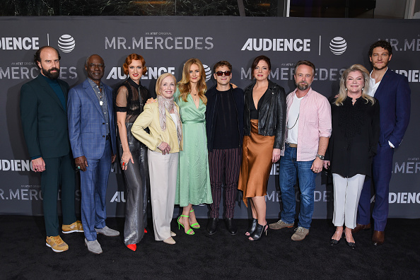 "Presley Ann「Photo Call For AT&T AUDIENCE Network's ""Mr. Mercedes"" Special SAG Screening」:写真・画像(6)[壁紙.com]"