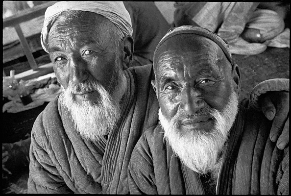 Uzbekistan「Two Old Men」:写真・画像(9)[壁紙.com]