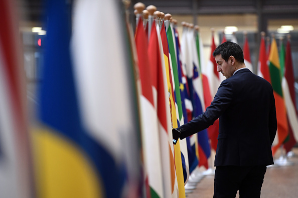 Capital Region「Heads Of State Attend The European Council Meeting」:写真・画像(3)[壁紙.com]