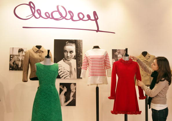 Man Made「Dresses Worn By Audrey Hepburn Are Displayed Ahead Of Their Auction」:写真・画像(12)[壁紙.com]