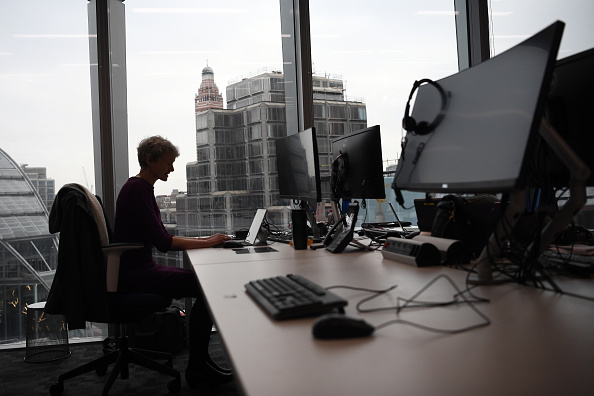 Office「First Look Inside The New National Cyber Security Centre」:写真・画像(10)[壁紙.com]
