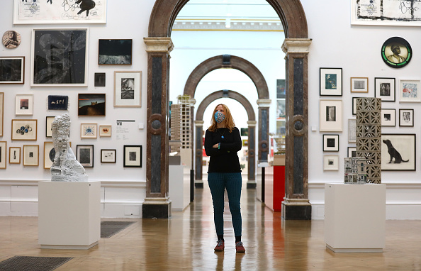 Royal Academy of Arts「Summer Exhibition 2020 At The Royal Academy - Photocall」:写真・画像(7)[壁紙.com]