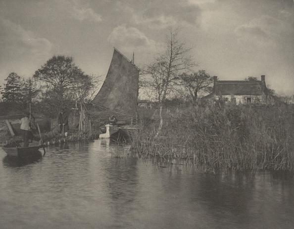 Norfolk Broads「A Broadmans Cottage,」:写真・画像(17)[壁紙.com]