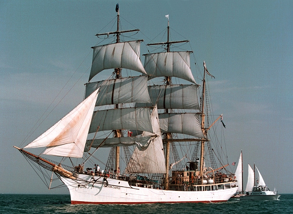 Great Lakes「Tall Ships Sail and Parade into Chicago」:写真・画像(13)[壁紙.com]