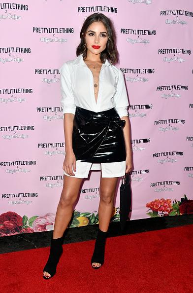 アメリカ合州国「PrettyLittleThing X Olivia Culpo Launch - Arrivals」:写真・画像(0)[壁紙.com]