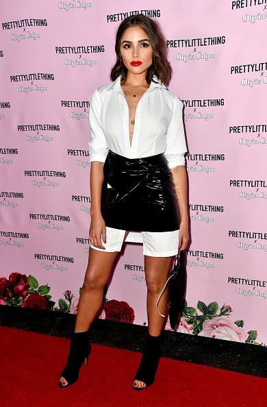 アメリカ合州国「PrettyLittleThing X Olivia Culpo Launch - Arrivals」:写真・画像(2)[壁紙.com]