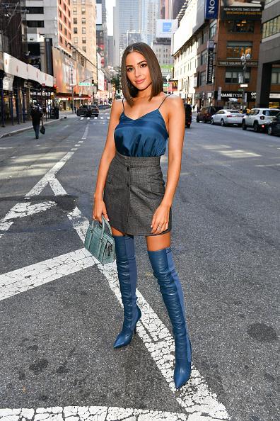 """Visit「Olivia Culpo Visits """"Extra""""」:写真・画像(11)[壁紙.com]"""