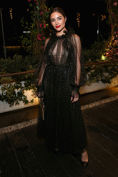 Golden Globe Award「FIJI Water at the Hollywood Foreign Press Association and InStyle's Celebration of the 2018 Golden Globe Awards Season and Unveiling of the Golden Globe Ambassador」:写真・画像(8)[壁紙.com]