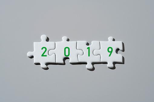 2019「New Year 2019」:スマホ壁紙(14)