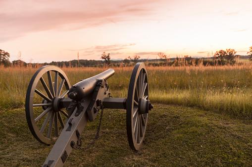 Battle「Cannon Gettysburg Battlefield」:スマホ壁紙(8)