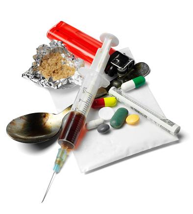 Drug Abuse「Drugs and Needle」:スマホ壁紙(18)
