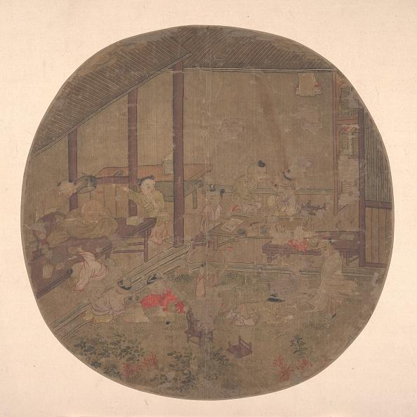 Circa 14th Century「School Scene. Creator: Unknown.」:写真・画像(18)[壁紙.com]