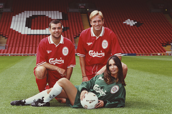 Connection「Liverpool Reebok  kit launch 1996」:写真・画像(14)[壁紙.com]