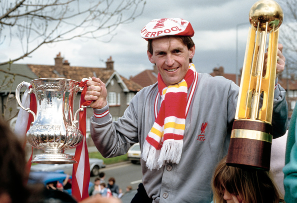Liverpool - England「Liverpool League and Cup Double Bus Parade 1986」:写真・画像(3)[壁紙.com]