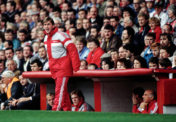 Manager「Kenny Dalglish Liverpool Manager v Coventry 1988」:写真・画像(12)[壁紙.com]