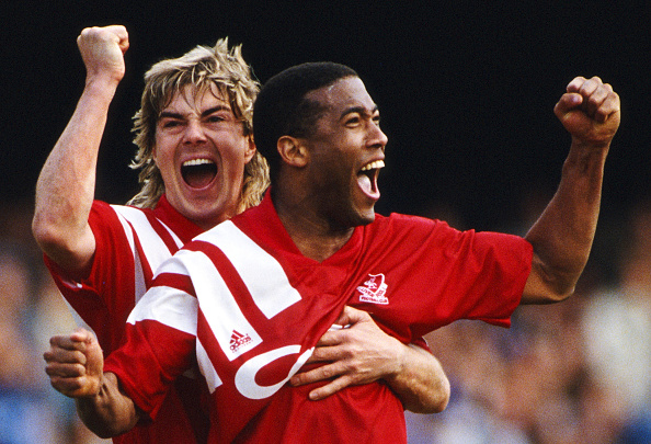 Picking Up「John Barnes and Barry Venison」:写真・画像(18)[壁紙.com]