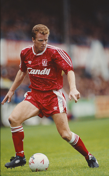 Soccer Uniform「Steve Nicol Liverpool 1989」:写真・画像(5)[壁紙.com]