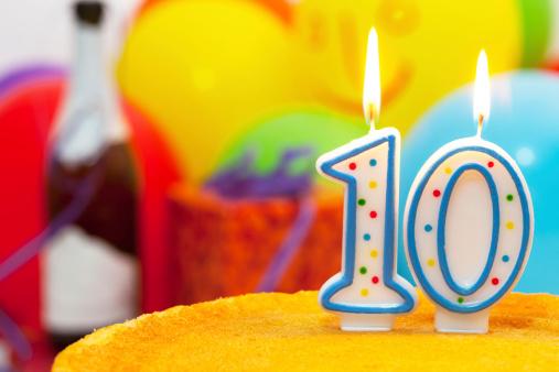 St「Cake for 10st birthday」:スマホ壁紙(0)
