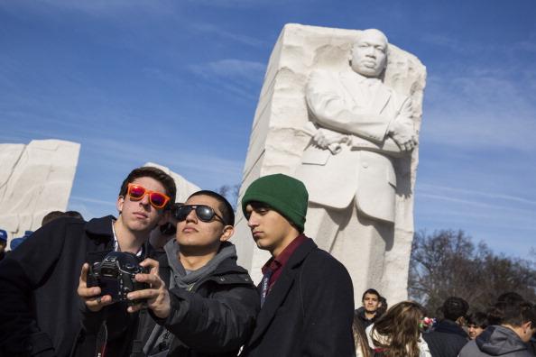 Drew Angerer「Martin Luther King Jr. Day Marked In U.S.」:写真・画像(15)[壁紙.com]