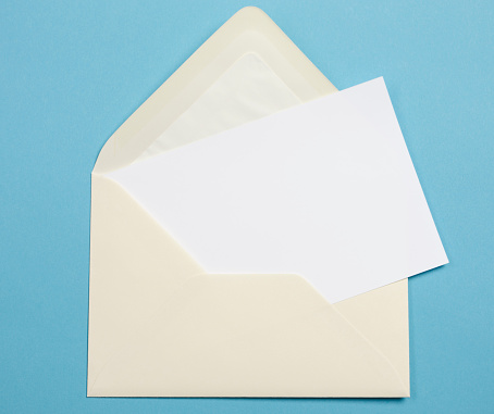 Studio - Workplace「Wedding Invitation envelope for mailing to guests」:スマホ壁紙(18)
