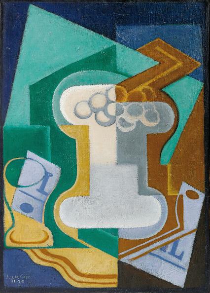 静物「Glass And Fruits 1920」:写真・画像(0)[壁紙.com]