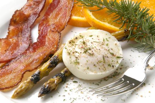 Poached Food「Bacon & Egg」:スマホ壁紙(10)