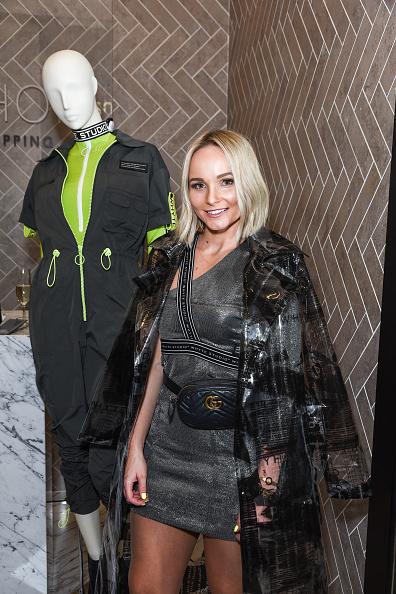 Presley Ann「Fashion Designer Bianca Whyte Celebrates The Launch Of Her London-Based Fashion Label Whyte Studio At Topshop」:写真・画像(7)[壁紙.com]
