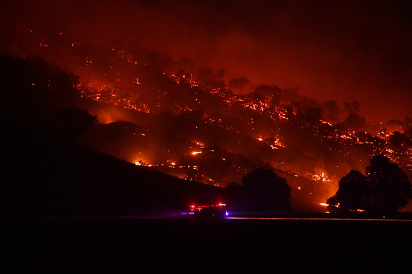 Weather「NSW On Severe Bushfire Alert As Weather Conditions Worsen」:写真・画像(9)[壁紙.com]