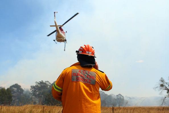 オーストラリア「NSW Continues Bushfire Battle Following Heatwave」:写真・画像(4)[壁紙.com]