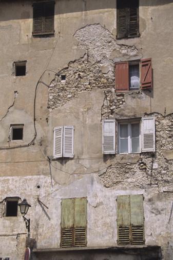 Grasse「Building, Old Quarter, Grasse, French Riviera, Cote d' Azur, France」:スマホ壁紙(14)