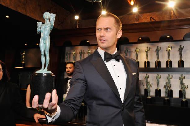 Award「24th Annual Screen Actors Guild Awards - Trophy Room」:写真・画像(0)[壁紙.com]