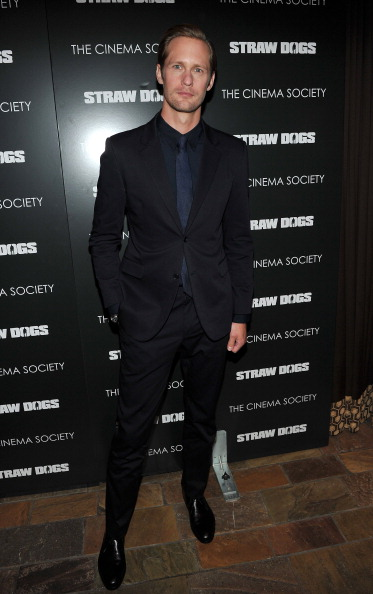 "Stephen Lovekin「The Cinema Society Hosts A Screening Of Screen Gems' ""Straw Dogs""」:写真・画像(15)[壁紙.com]"