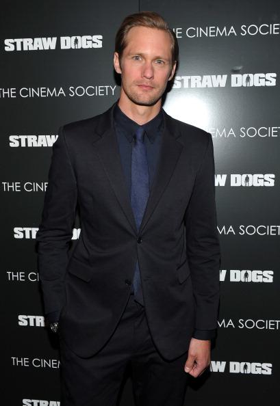"Stephen Lovekin「The Cinema Society Hosts A Screening Of Screen Gems' ""Straw Dogs""」:写真・画像(12)[壁紙.com]"