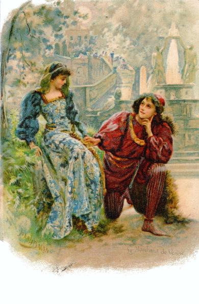 オーナー「William Shakespeare - the Merchant of Venice」:写真・画像(16)[壁紙.com]